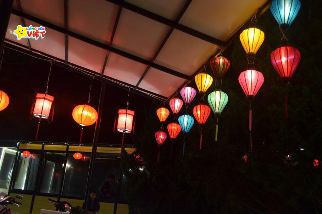 Lồng đèn hội an giá rẻ tại HCM